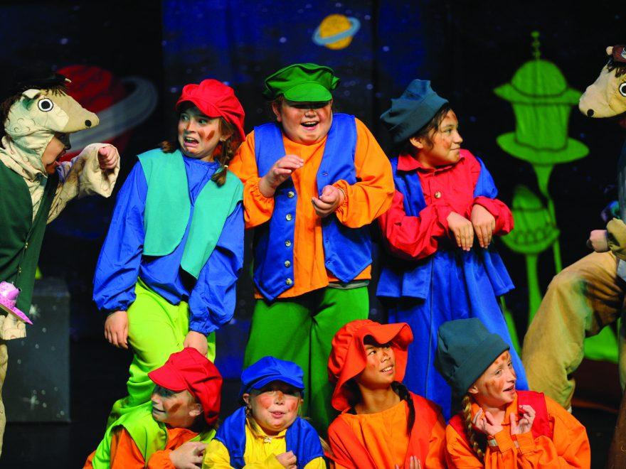 Missoula Children S Theatre Gulliver S Travels
