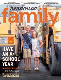 Henderson Family Magazine - August / September 2018