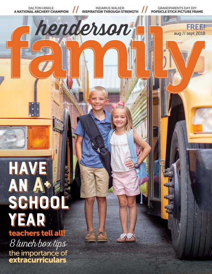 Henderson Family Magazine - August / September 2018