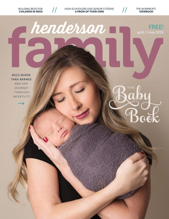 Henderson Family Magazine April/May 2019 Cover