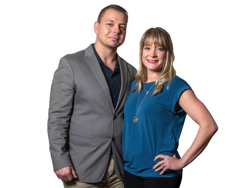Jeremy & Kate Baker