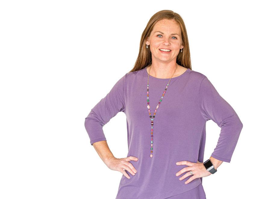 Parent Profile: Lauren Mackey