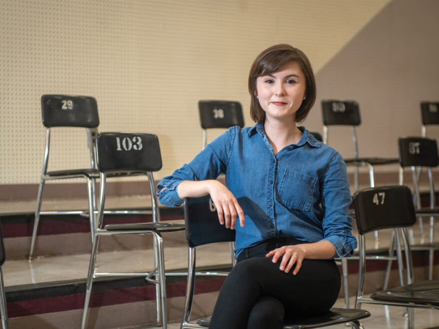 Yale Camerata Welcomes One of Henderson's Own